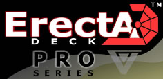 ErectADeck™ Deck Kits by Versadeck Decking