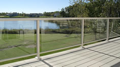 Versadeck Aluminum Railing Systems Maintenance Free Deck