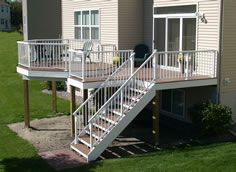 Aluminum Modular Decking Versadeck Versamods Deck Kit Project Diagram