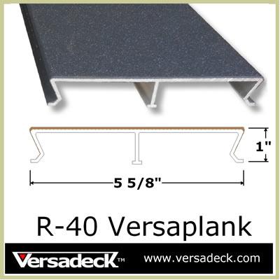 Aluminum plank decking unique extruded decking designs for Aluminum flooring