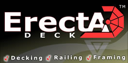 ErectADeck™  Noncombustible Aluminum Deck System