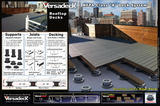 Commercail Modular Decking 208