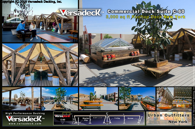 Commercial Decking 210