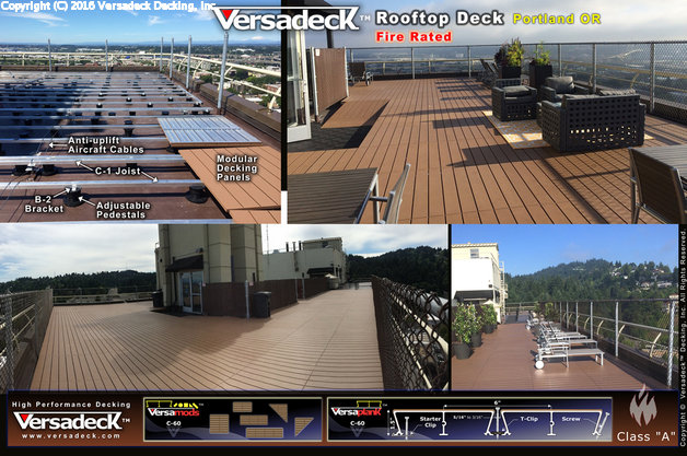 Commercial Decking 211