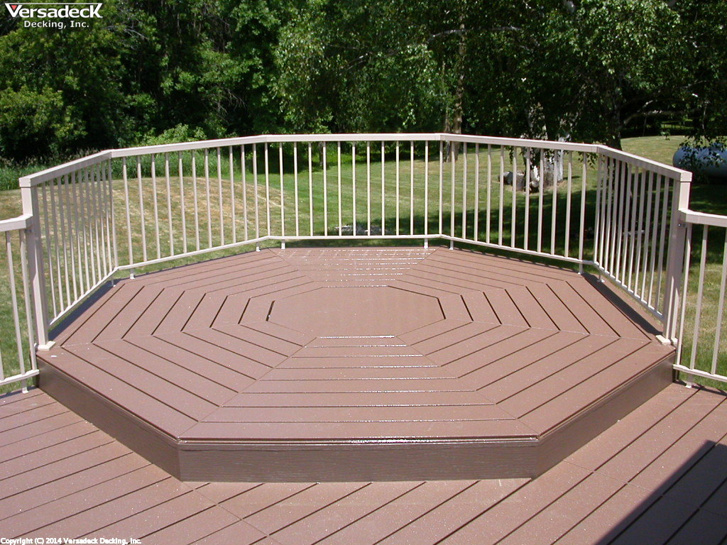 Modular home deck joy studio design gallery best design for Prefab porch kit