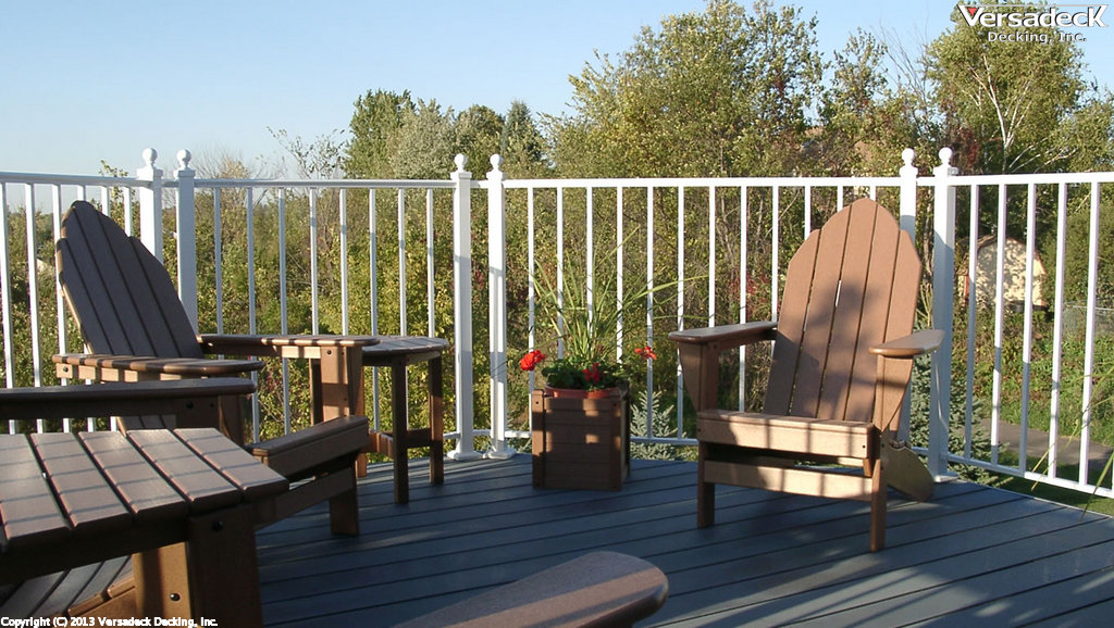 Aluminum Deck Photos - Aluminum Decks, Deck Kits and ...