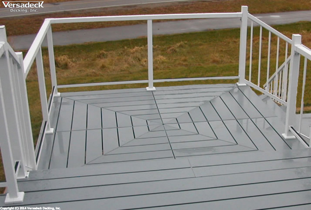 Aluminum Deck Photos  Aluminum Decks  Deck Kits and